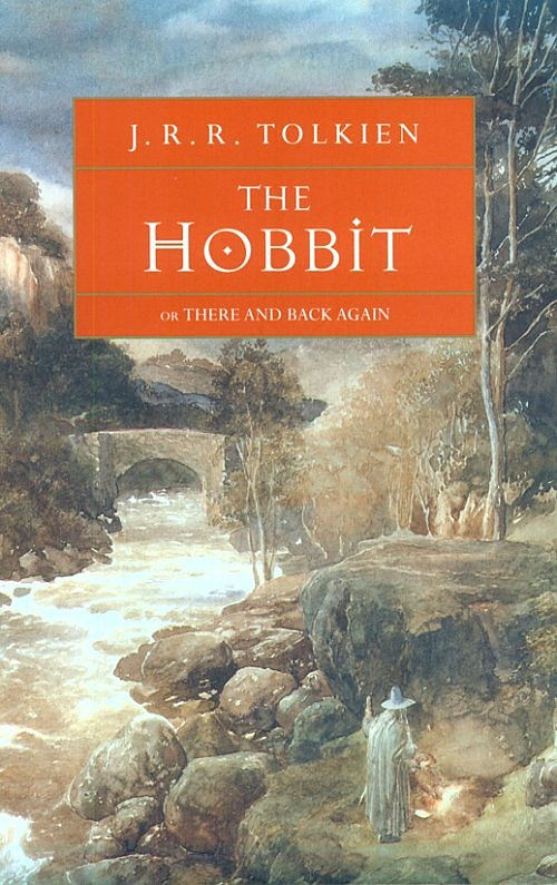 The Hobbit (illust. Alan Lee)